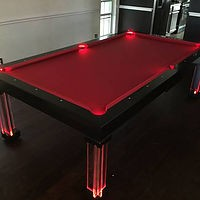 Casino party pros contact us pool tables foosball air hockey shuffle board ping pong giant checkers lighted dance floor led room lighting giant connect four led cornhole greentooth Gallery