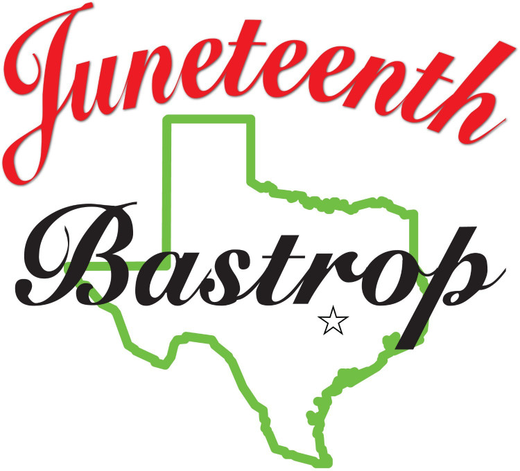 Bastrop Juneteenth Logo