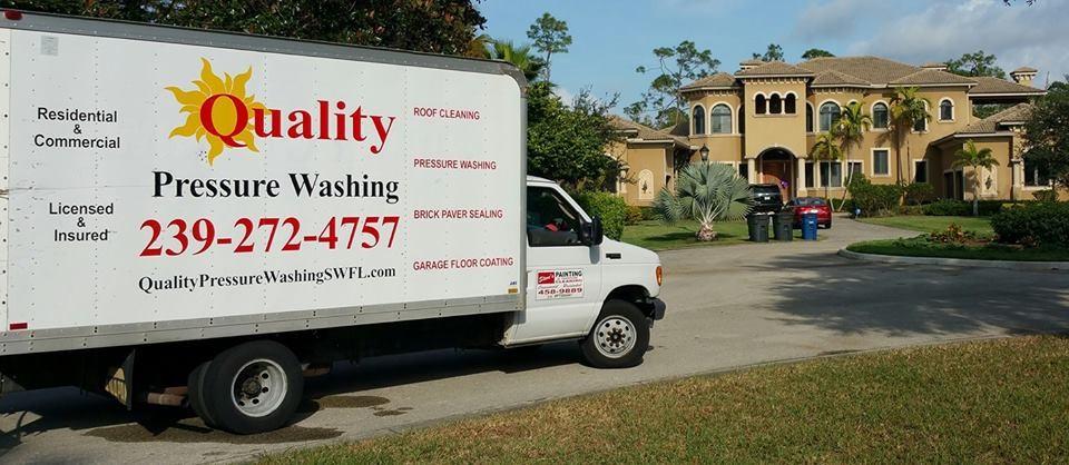 Quality Pressure Washing Southwest Florida