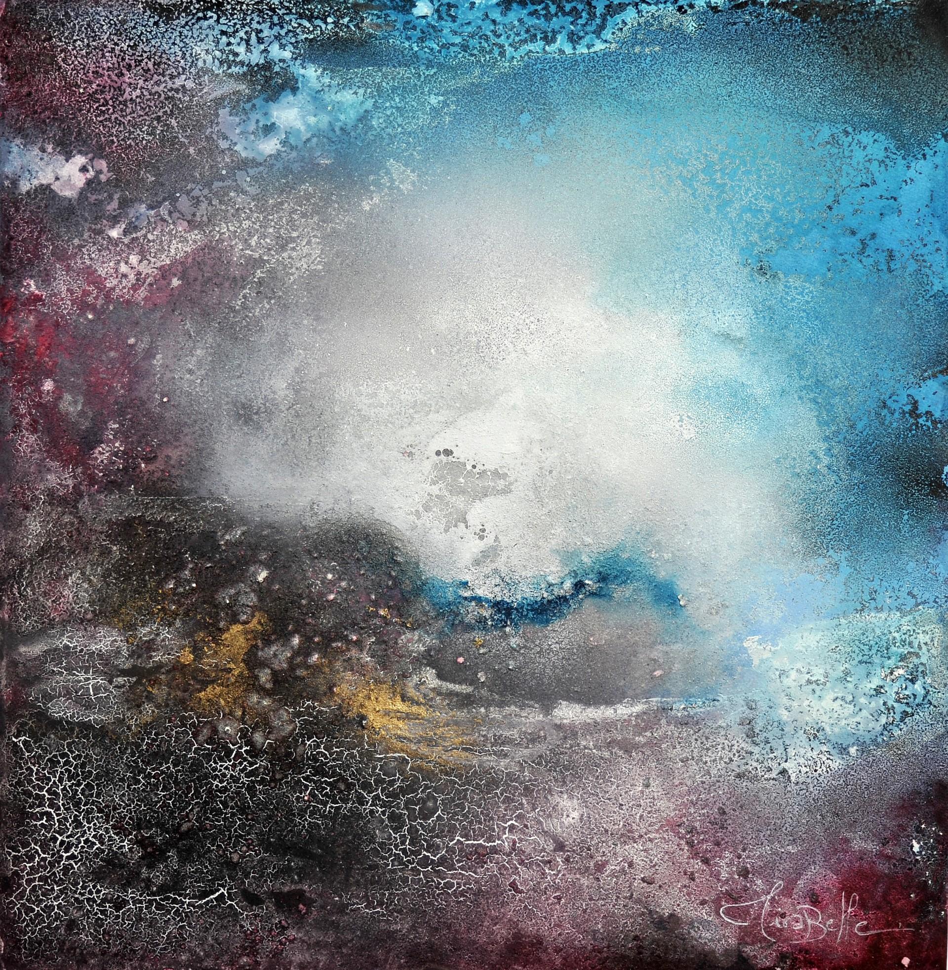 Portfolio peinture s rie matrice voyages int rieurs for Le voyage interieur