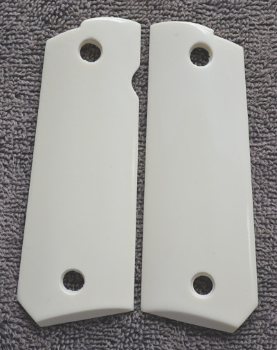 Ivory Look Grips