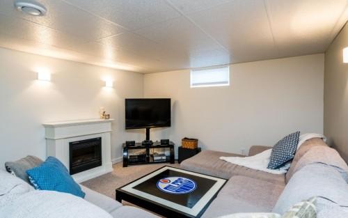 basement renovation rec room winnipeg lower level & Basement Renovations Winnipeg | KGRrenovations