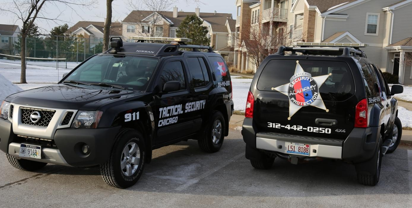 Tactical security chicago mobile patrols high visibility security for your property