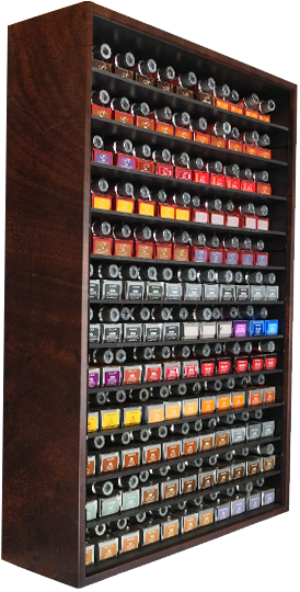 #1 Hair-Color Storage #1 Hair-Color Rack #1 Hair Color Organizer
