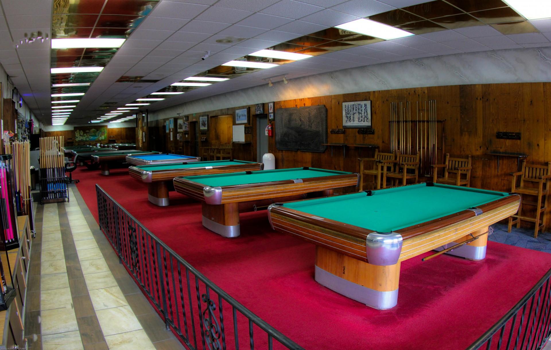Pool Room - Pool table movers portland oregon