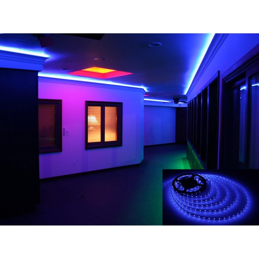 The multi color flat strip rope light surroundings aloadofball Images