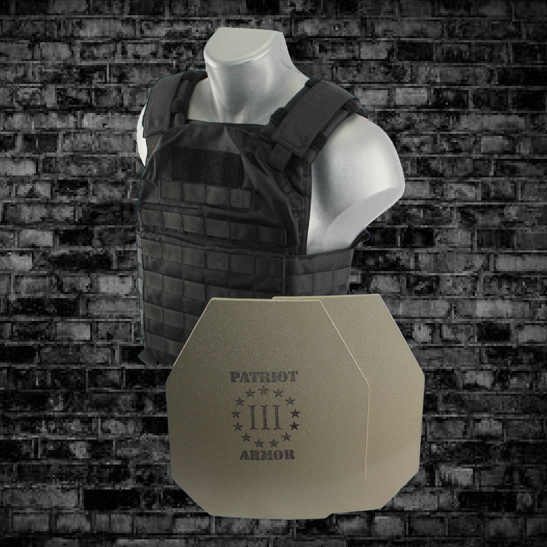 Patriot Armor Defense Body Armor Packages
