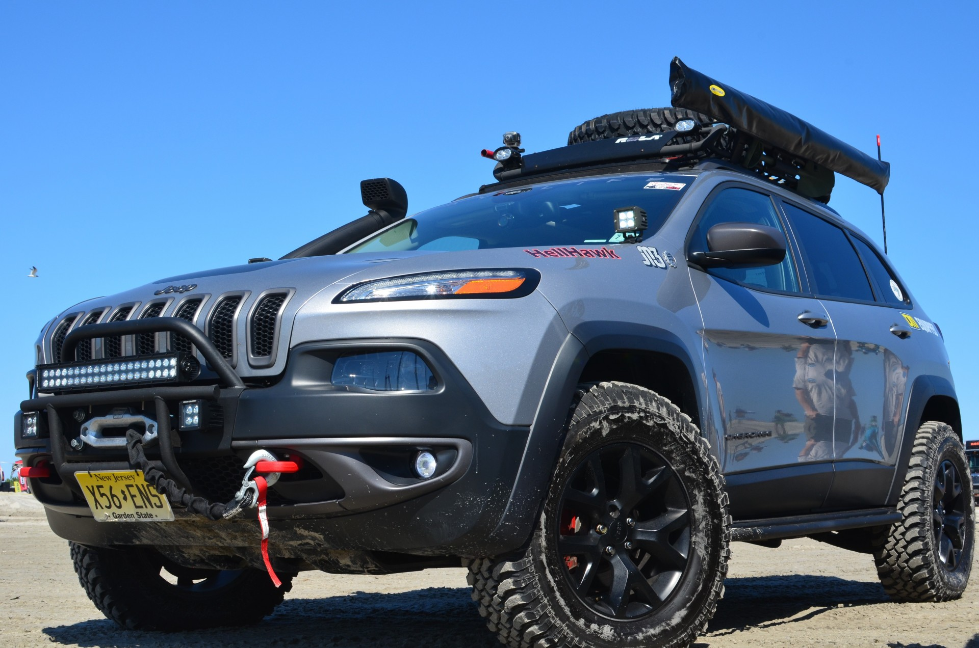 2014-2017 Jeep Cherokee Customer Submitted Rides