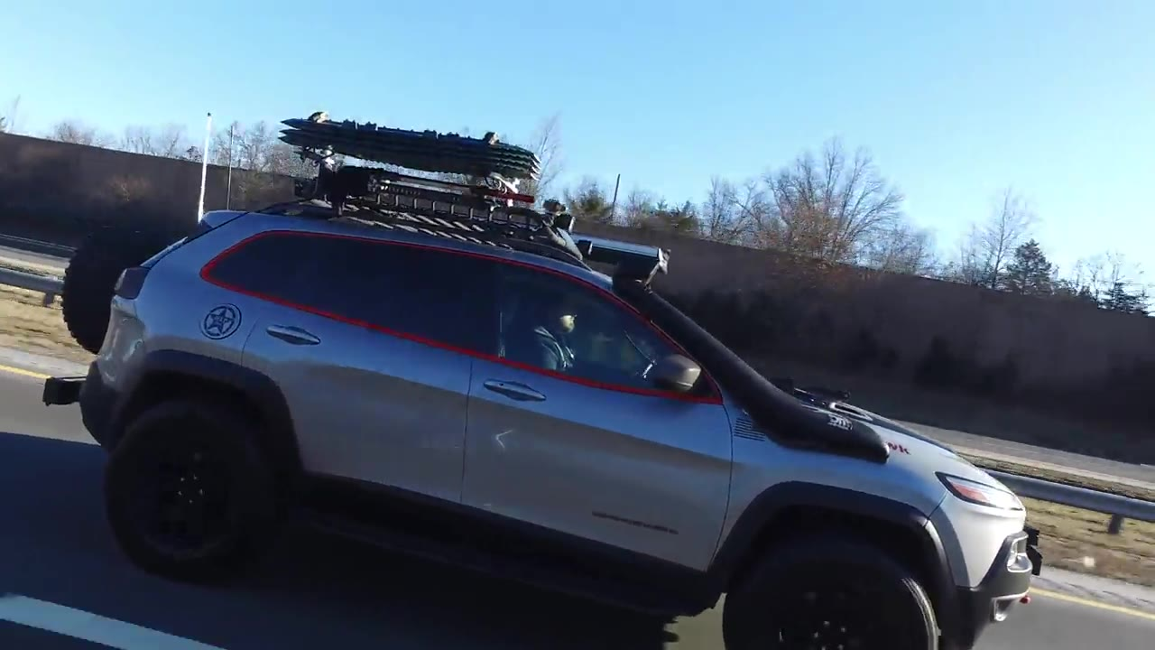 2014 2017 Jeep Cherokee Customer Submitted Rides