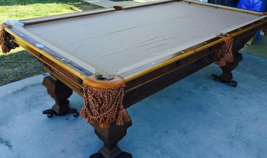 Billiard Table Repair, Pool Table Refelting , Refelt Pool Tables ,pocket  Replacement, Bumpers For Pool Table , Replace Pool Table Felt , Pool Table  ...