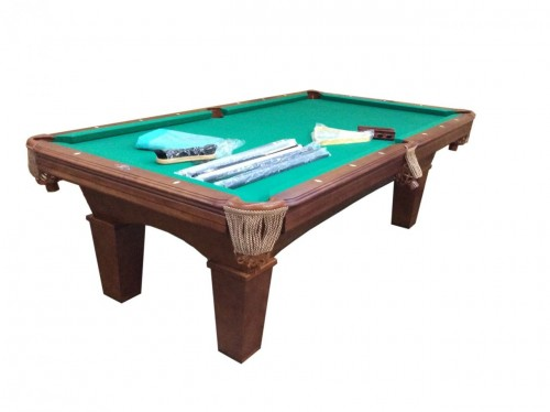 Our Preowned Pool Tables Will Come With A Brand New Felt Top Any Color Of  Choice, As Well As A Basic Accessories Kit. We Also Sell New Pool Tables