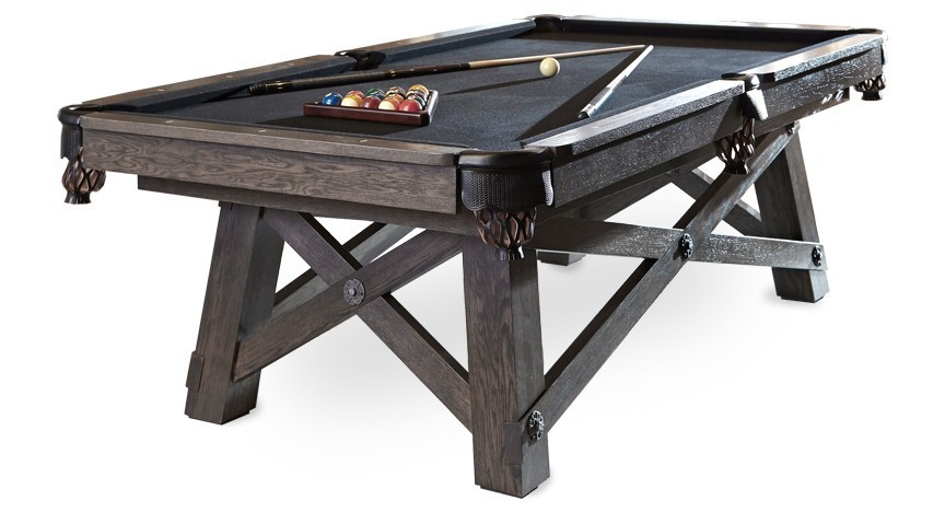 Antigo POOL TABLE Traditional And Custom Made Billiard Tables - Pool table movers riverside