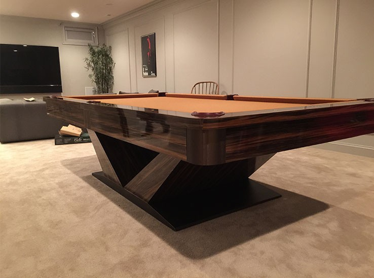 Regenta Iii Pool Table Custom Design Pool Tables