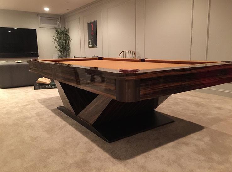 REGENTA III POOL TABLE Custom Design Pool Tables - Pool table movers bakersfield ca