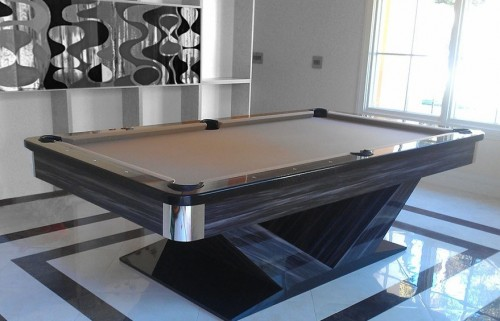 Buy Custom Pool Tables | Modern Billiard Tables .