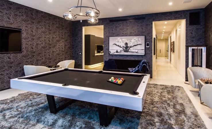 Delicato Pool Table High End Billiard Tables Dealer