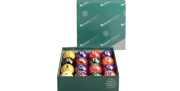 Premium Billiard Balls Aramith Billiard Ball Set