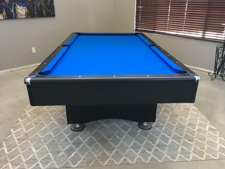 Pool Table Felt Installation Billiard Table Recovering