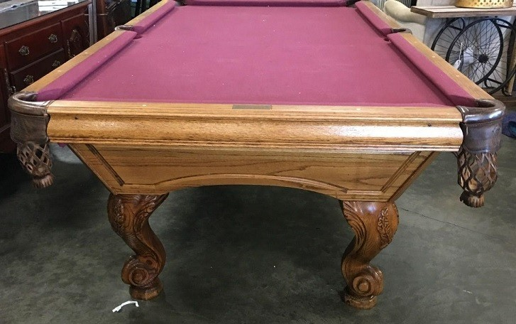 Superb Pool Table Felt Installation Billiard Table Recovering Download Free Architecture Designs Xerocsunscenecom