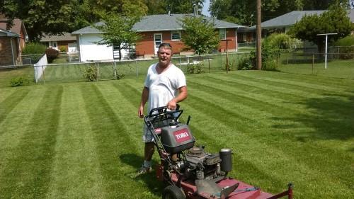 local lawn care service