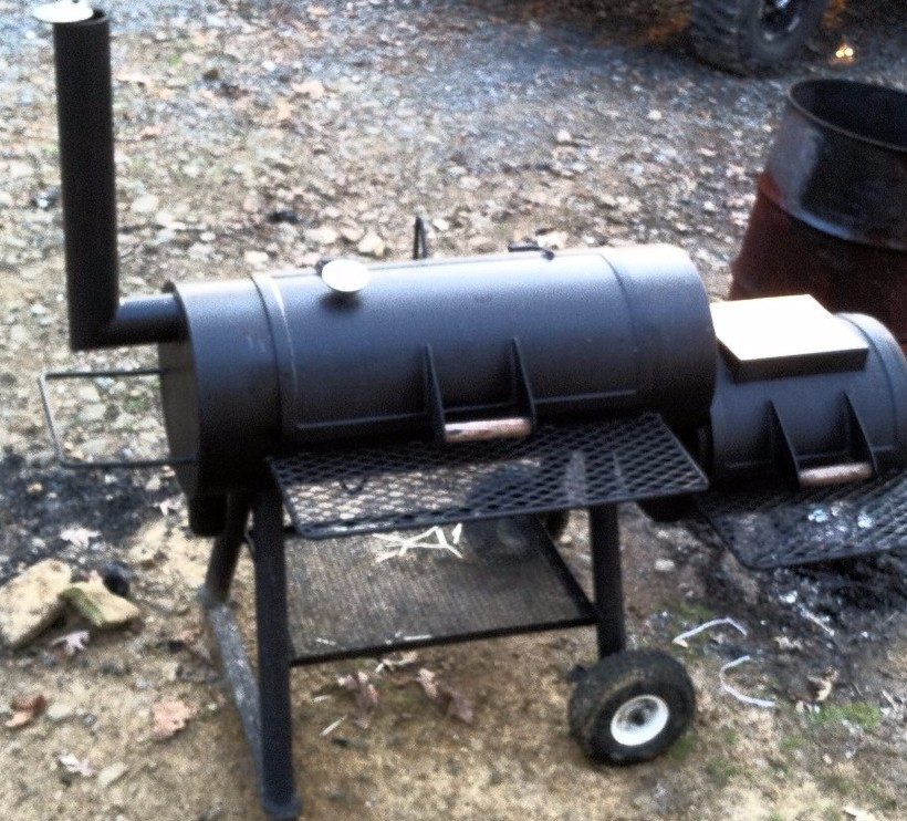 Exceptional Hot Rod Smoker