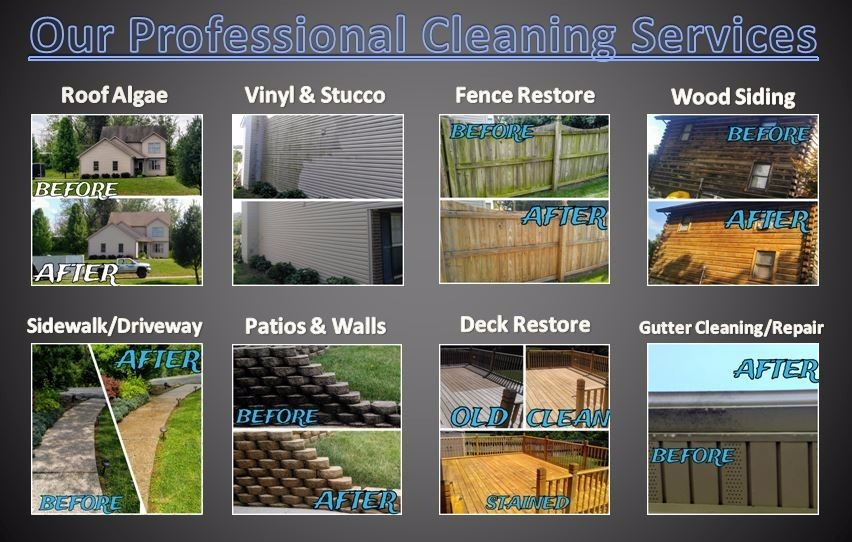 Pressure Washing Service Irvine - Richmond Kentucky