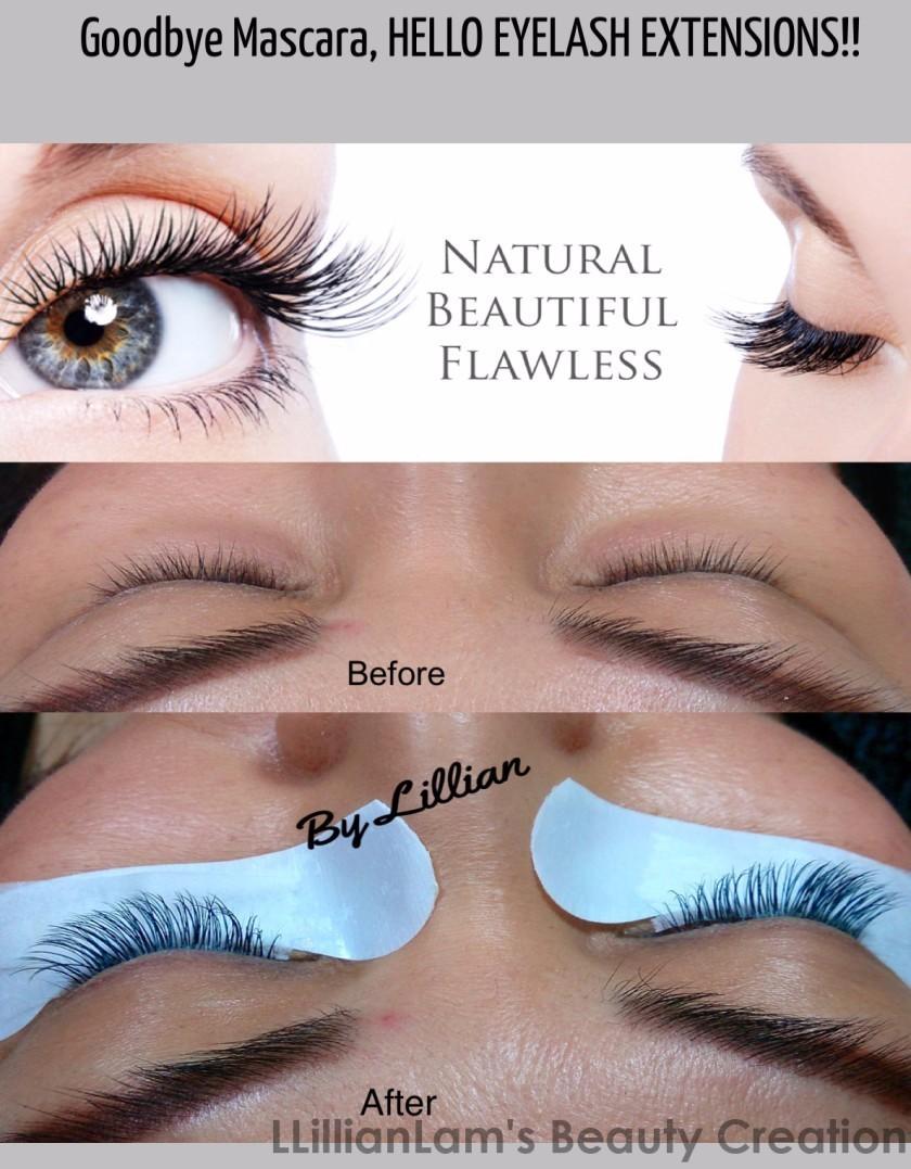 Eyeslash Extension