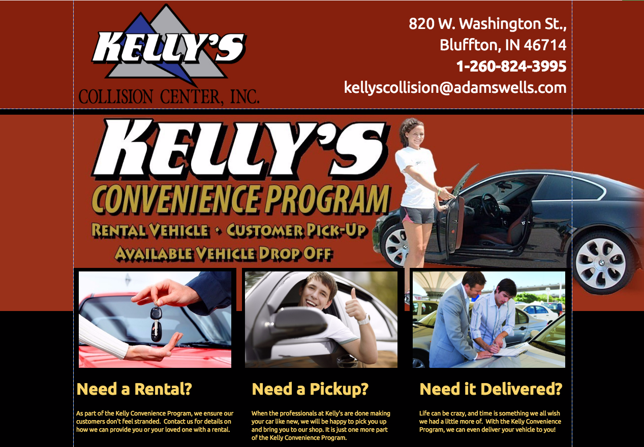 Kelly\'s Collision, LLC