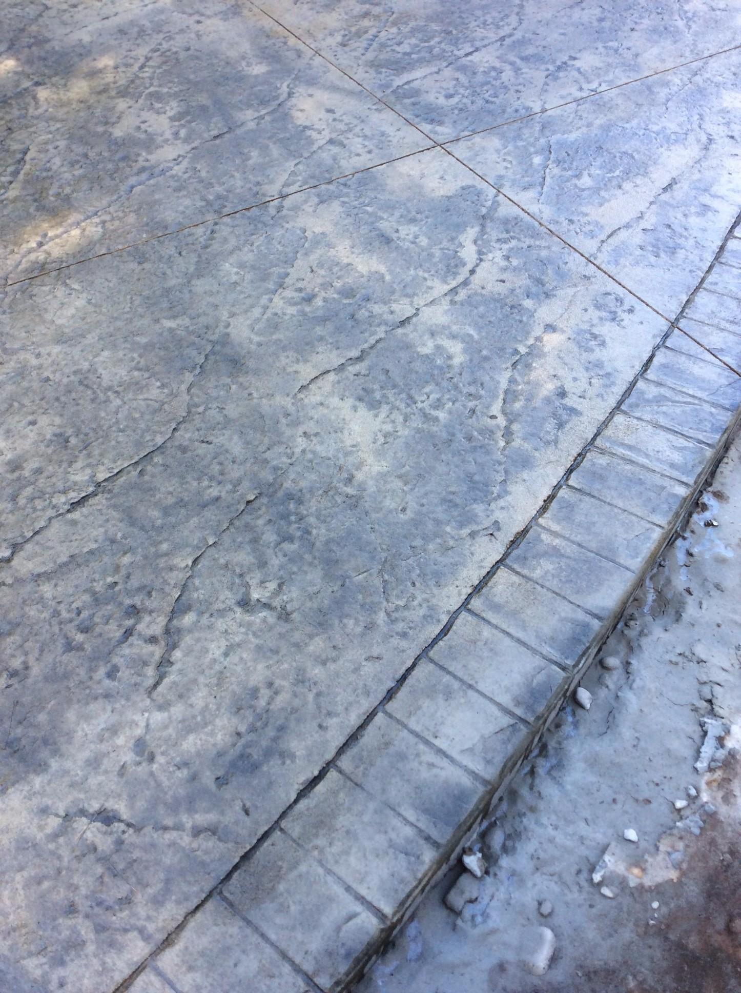 Stamped Concrete Gallery Northwest Decorative Concrete