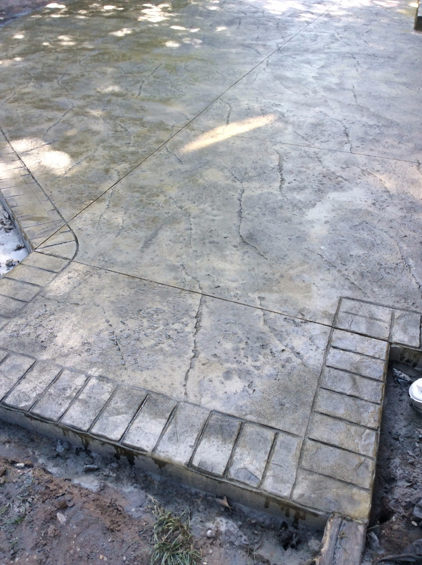 Northwest Decorative Concrete Installs Stamped Concrete Driveways, Stamped  Concrete Sidewalks, Stamped Concrete Patios, Epoxy Flooring, Stained  Concrete, ...