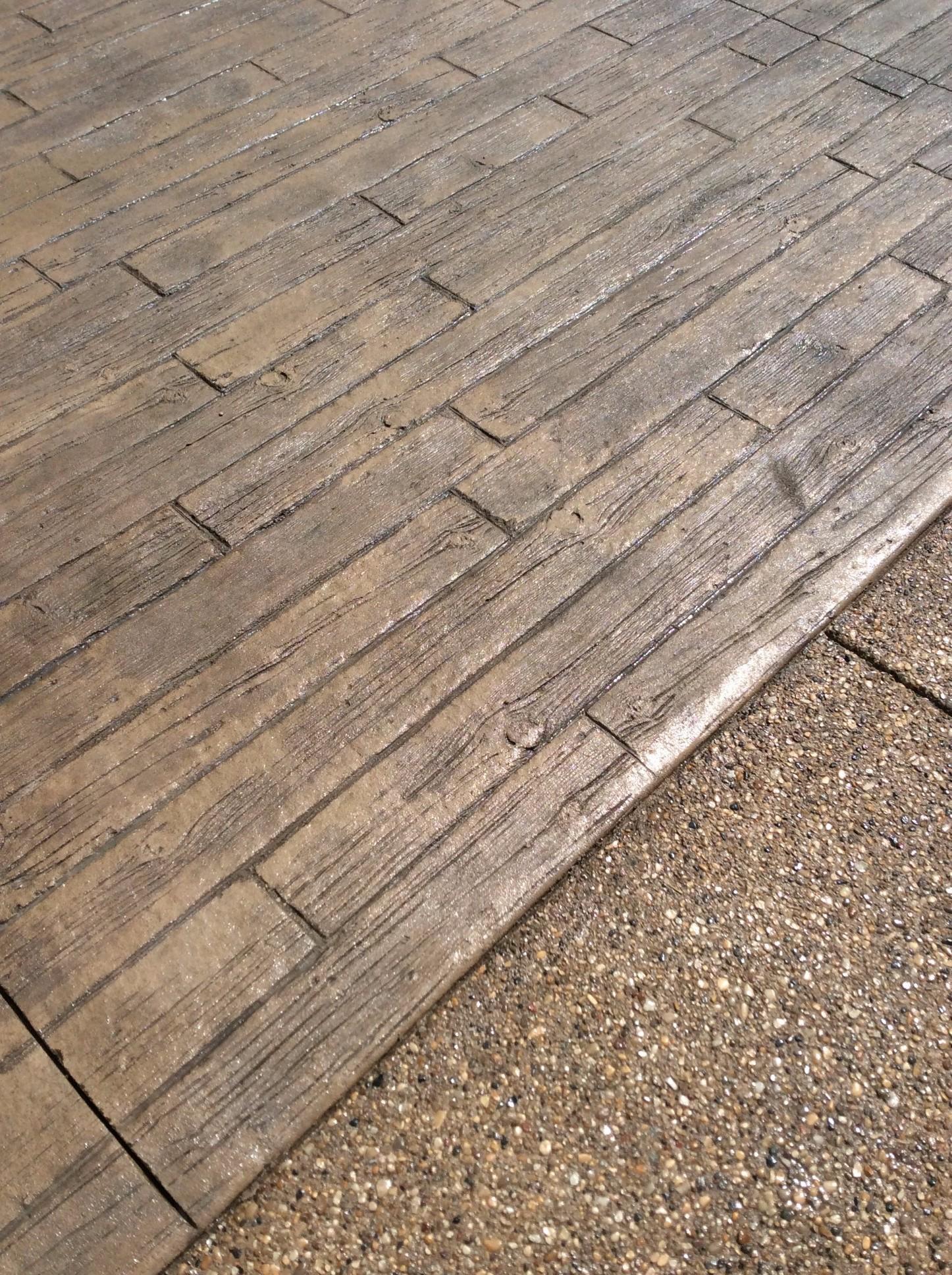 Stamped Concrete Gallery | Northwest Decorative Concrete ...