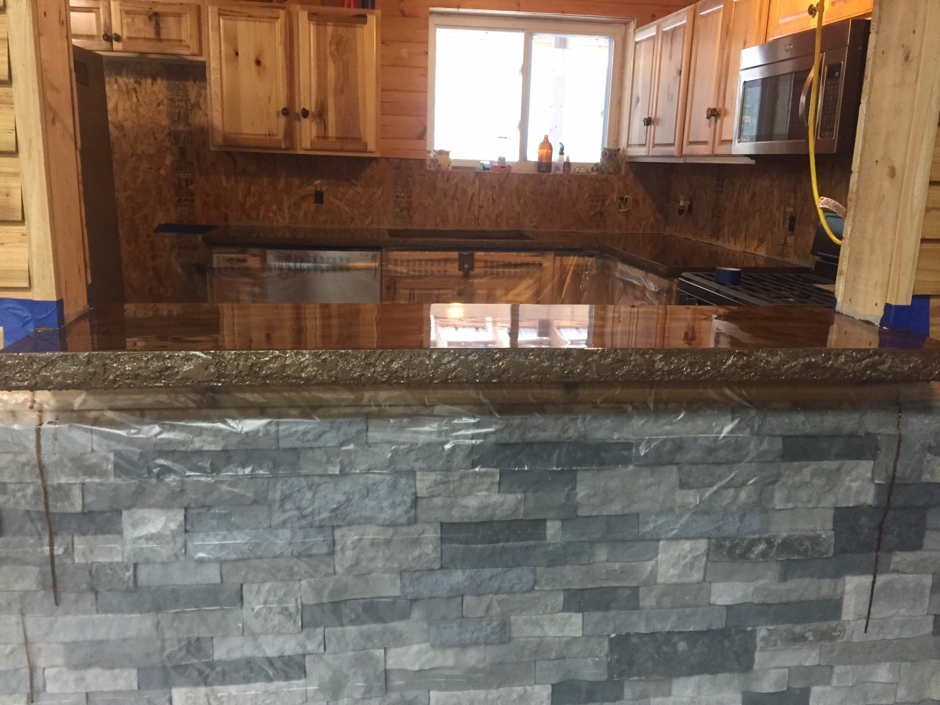 Concrete Countertop Gallery Northwest Decorative