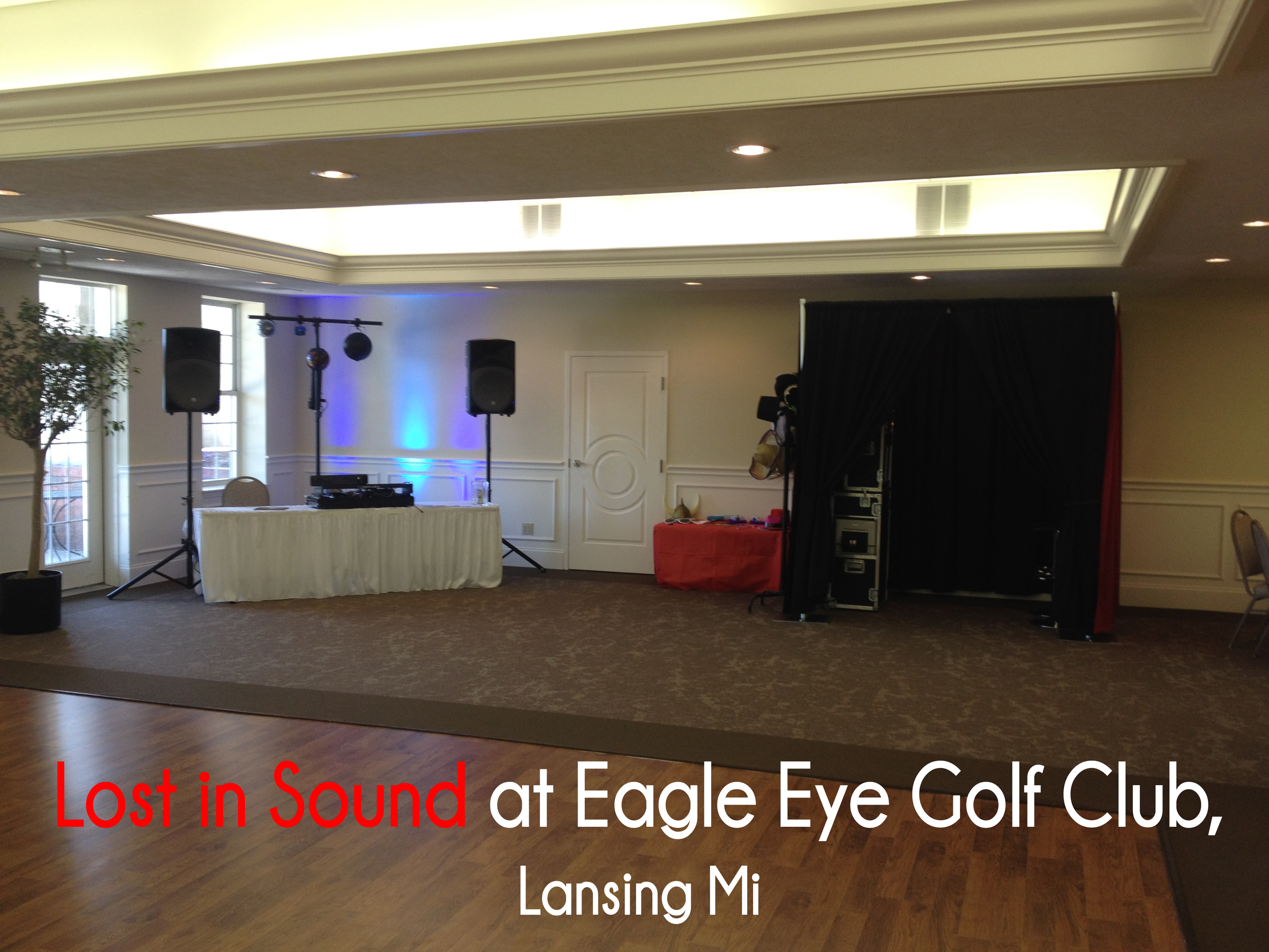 Eagle Eye DJ & Photo Booth