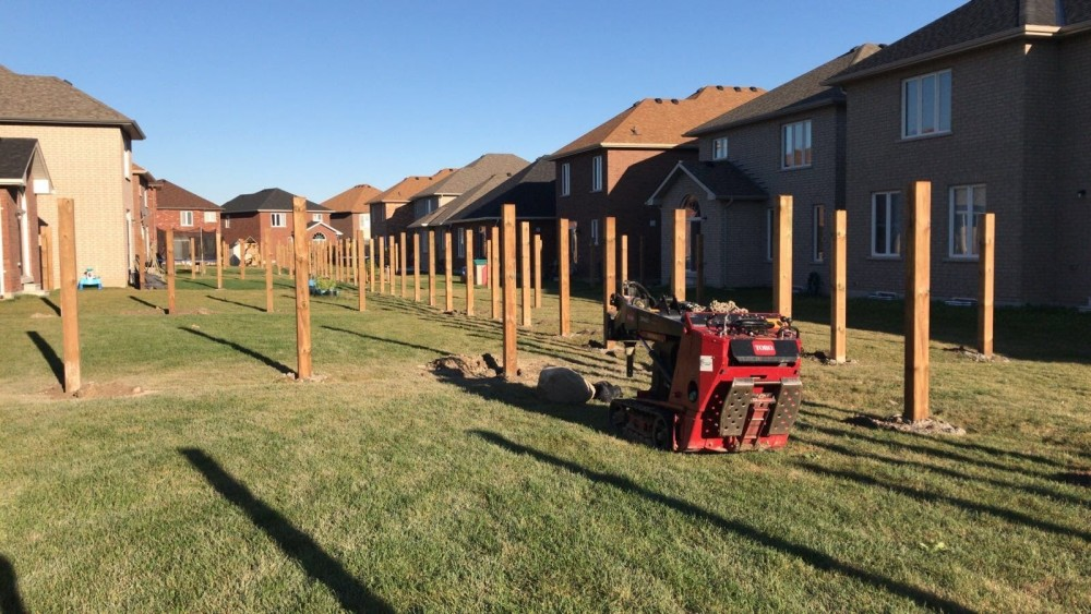 Unlimited Post Holes | Fence Posts | Deck Posts | Post Hole