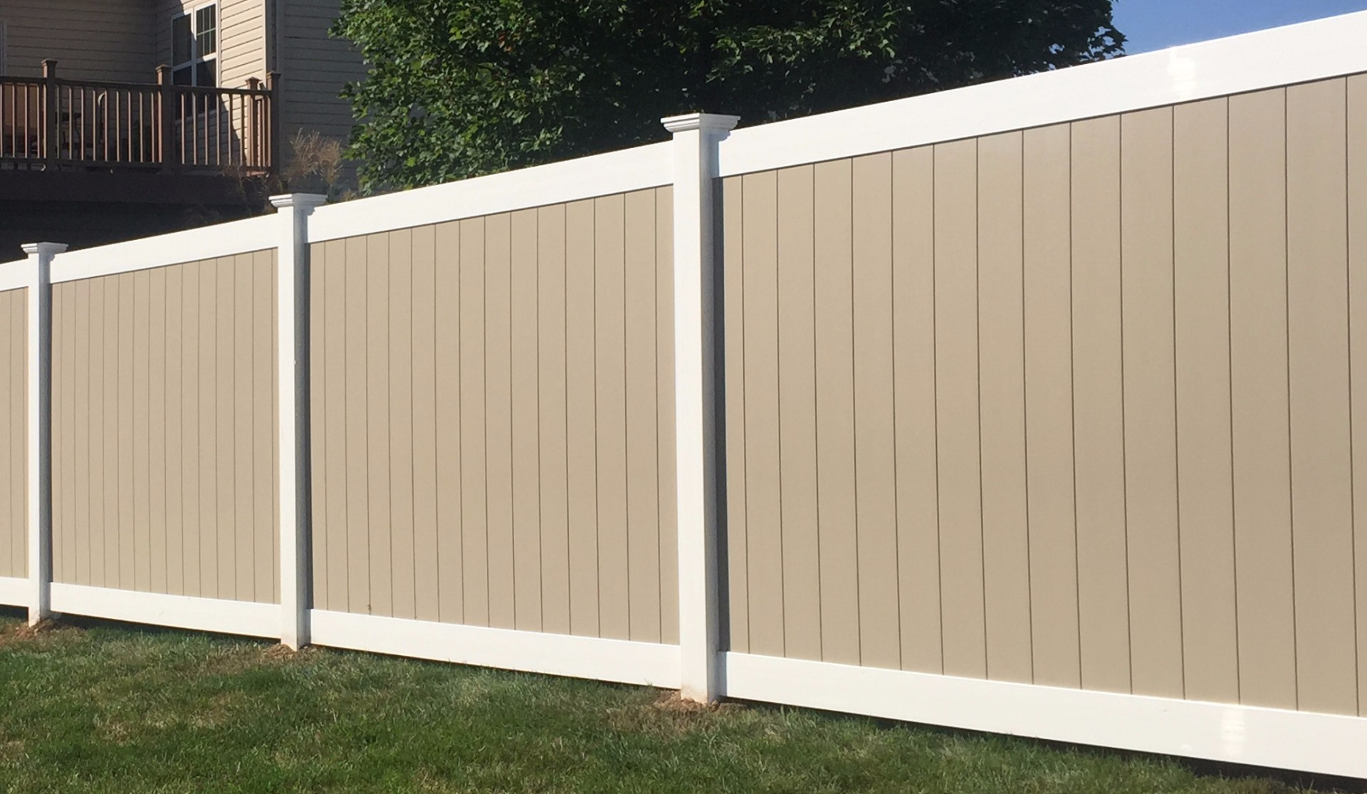 Vinyl Fence Pictures In Lebanon County