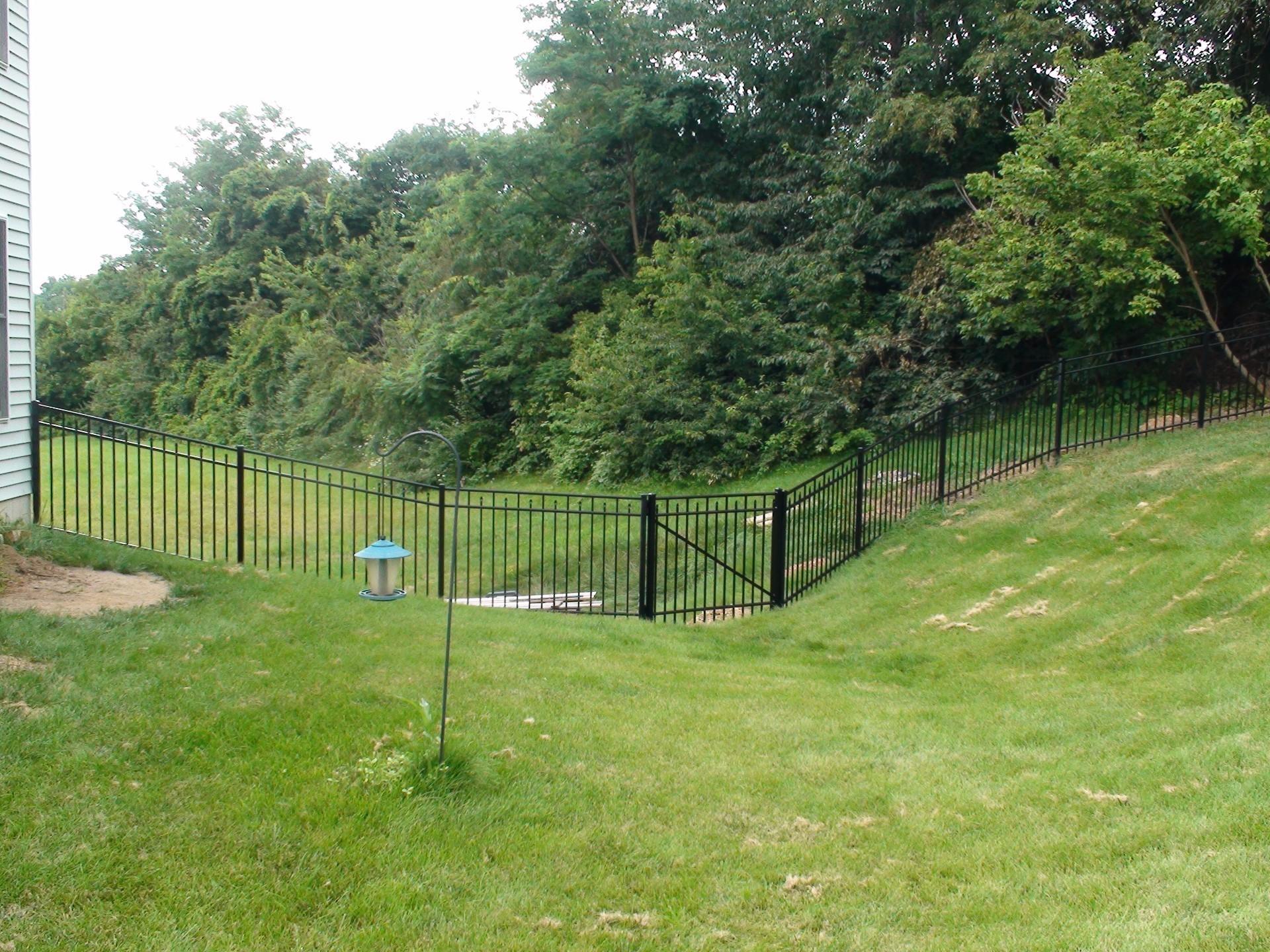 Aluminum Fence Pics In Lebanon County