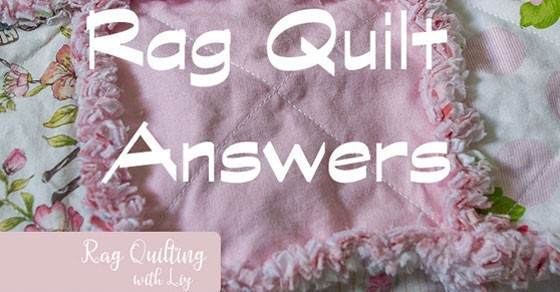 Rag Quilting Fabric Fray Test
