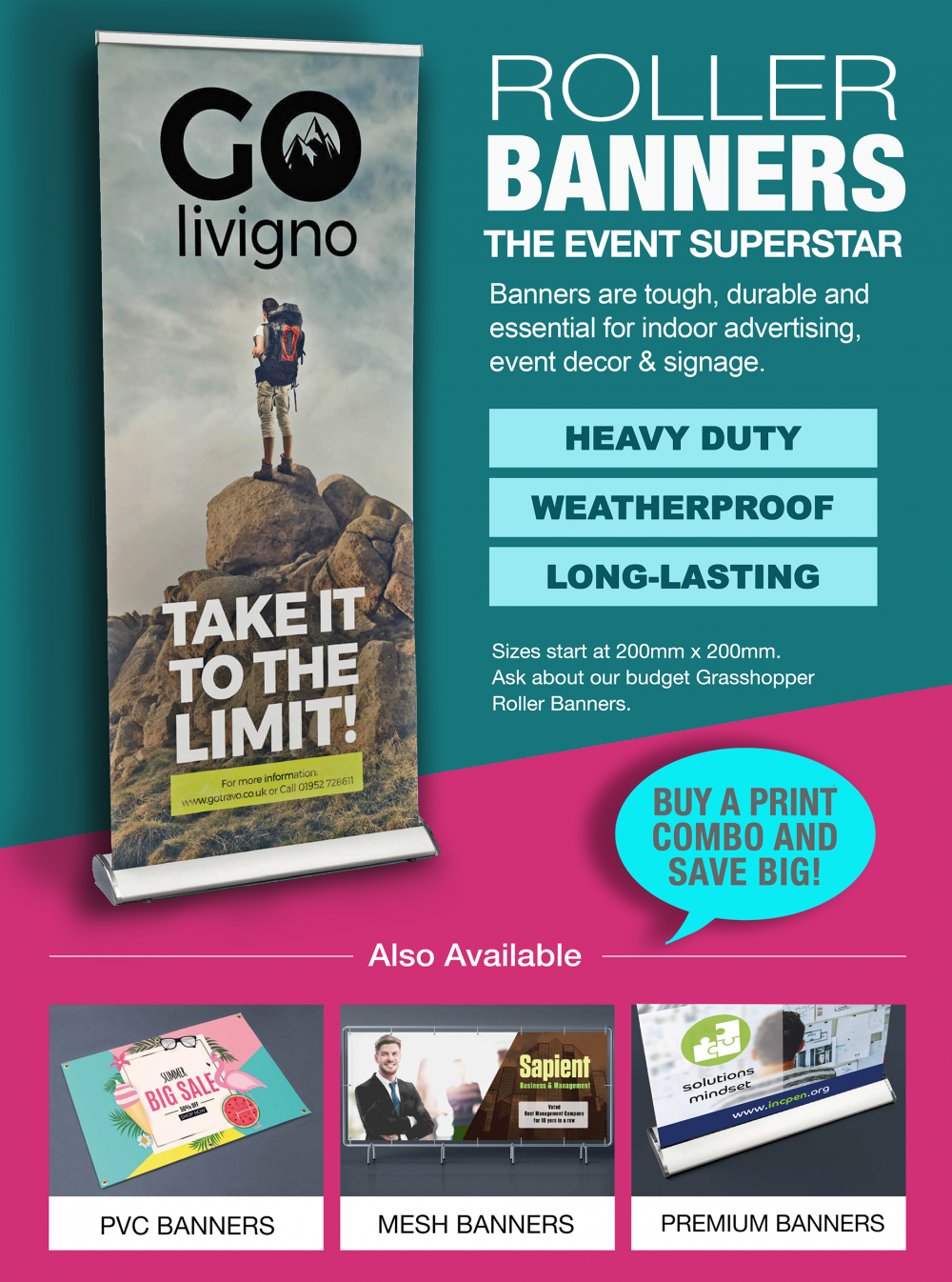 Roller Banners, the event superstar