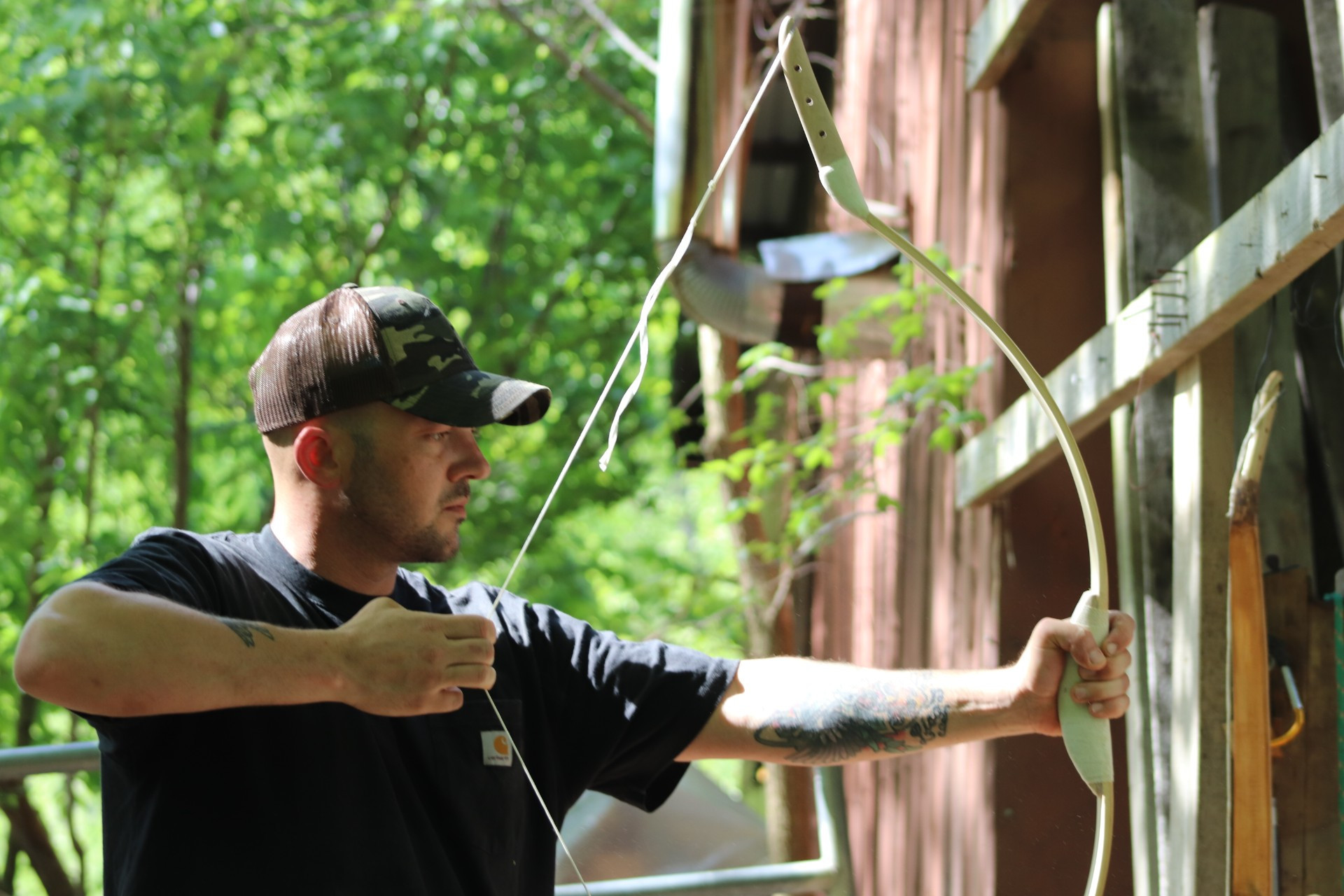 Bow Building Workshop