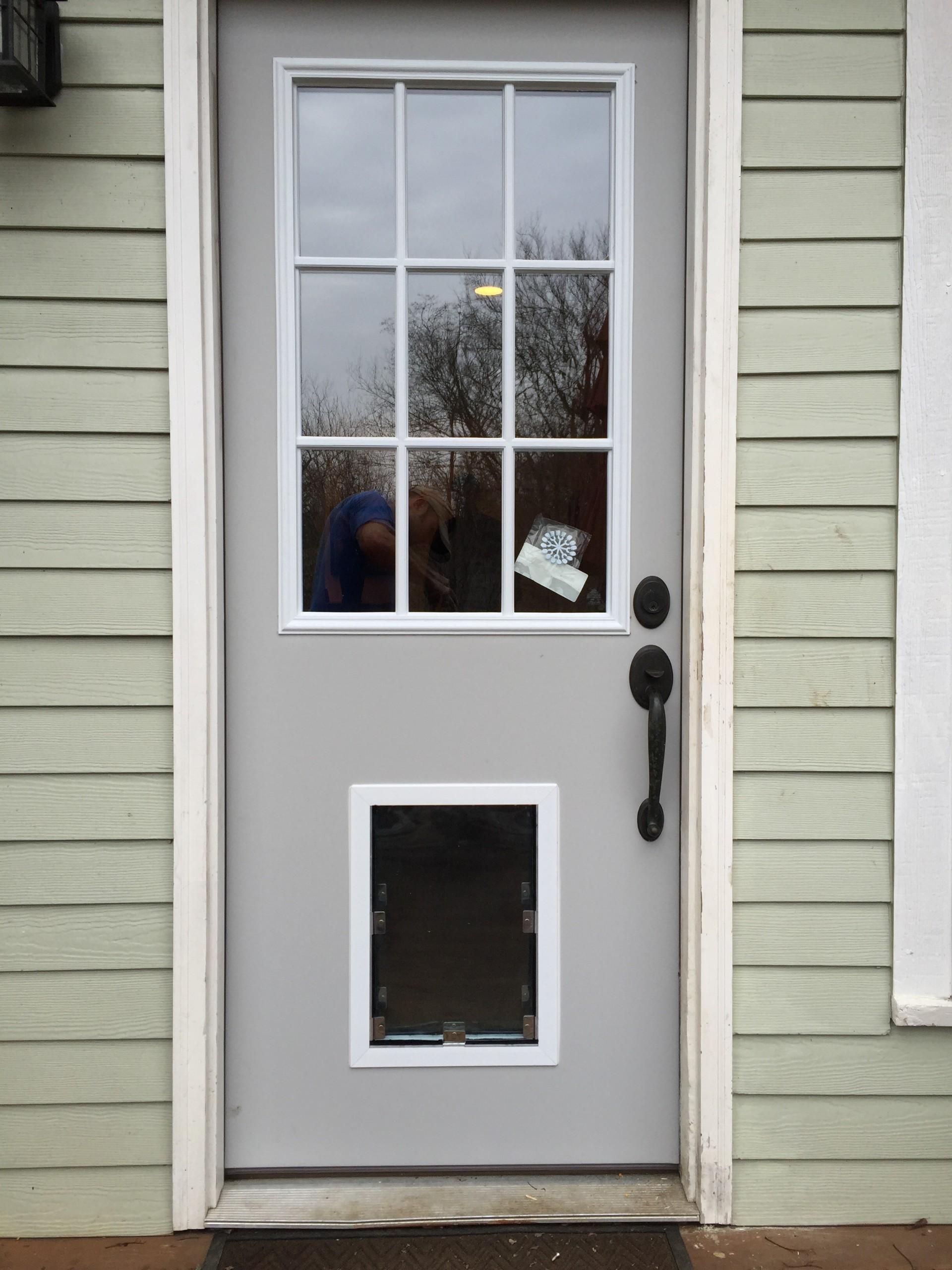 Premium Pet Door Installation Service