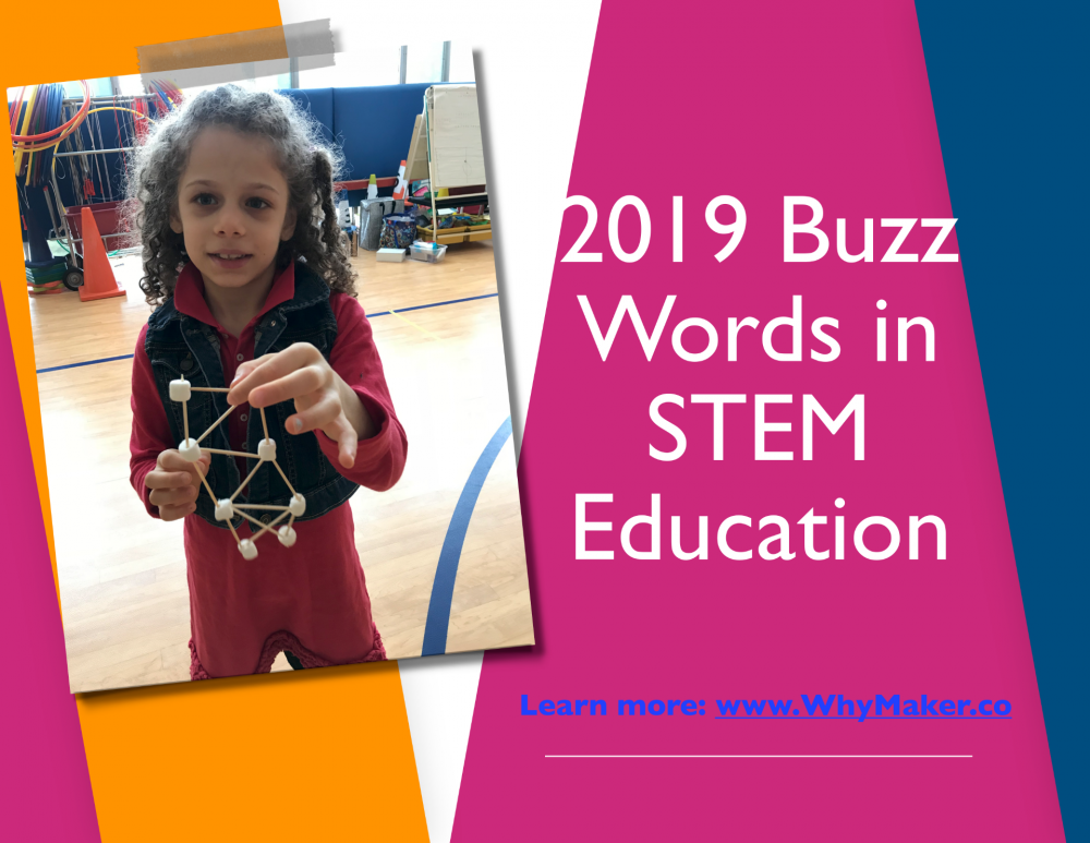 What New Education Buzzwords Actually >> 2019 Stem Buzz Words Definitions Of Important Maker Education Buzz