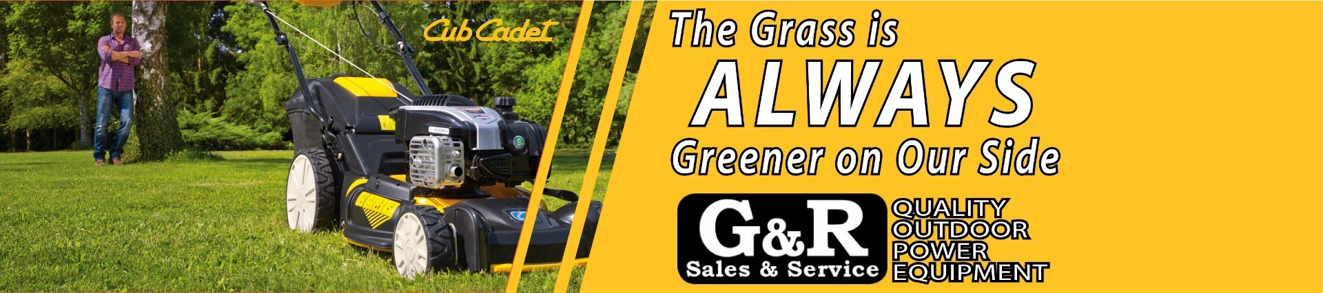 G & R Sales and Service