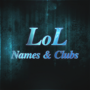 league of legends club tag availability