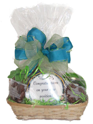 congratulation gift bakets