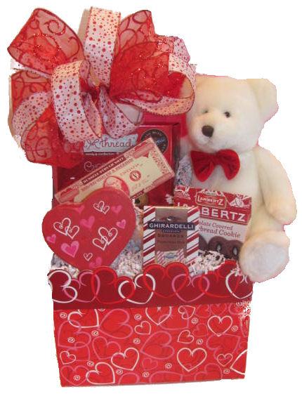Valentine Gift Basket in Las Cruces