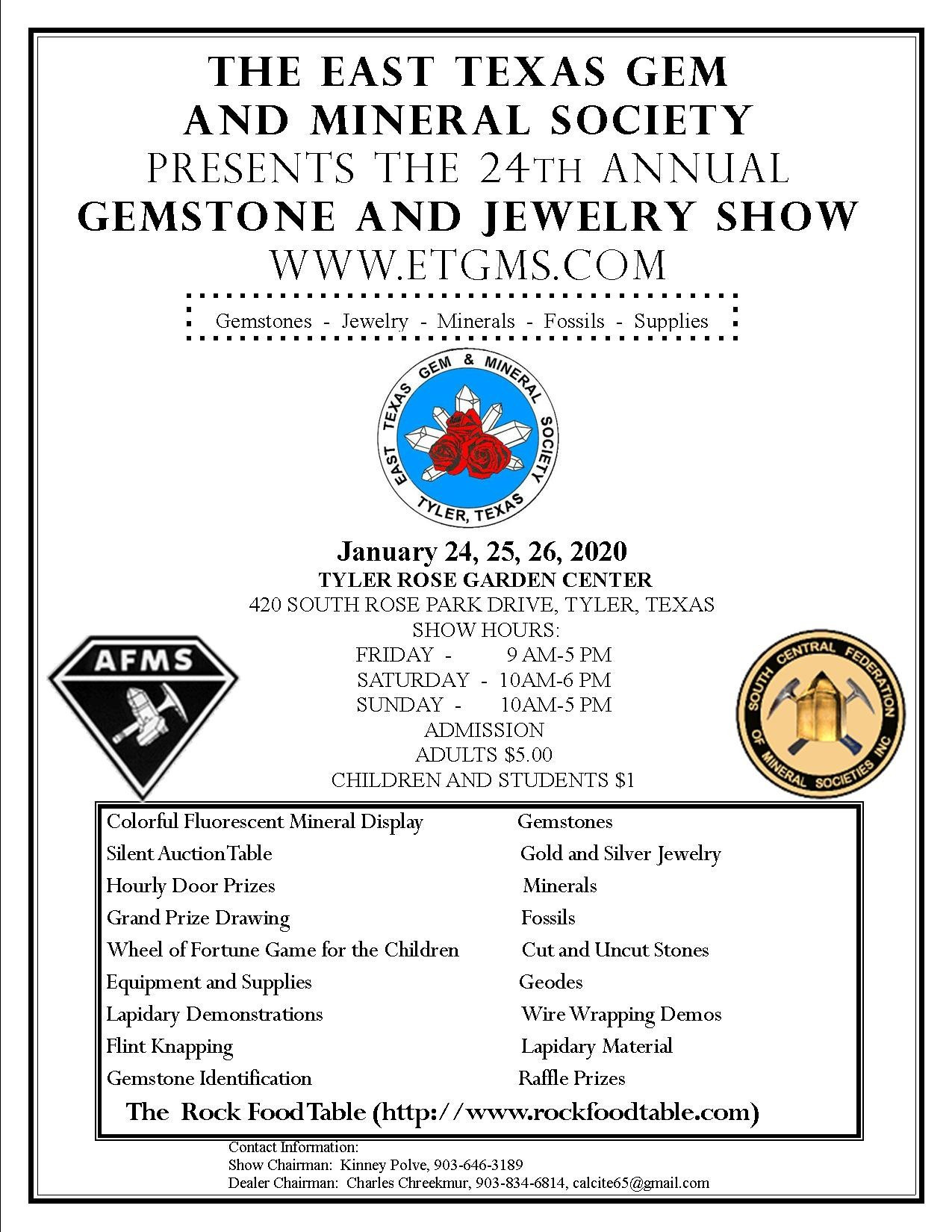 Gem And Mineral Show 2020.About