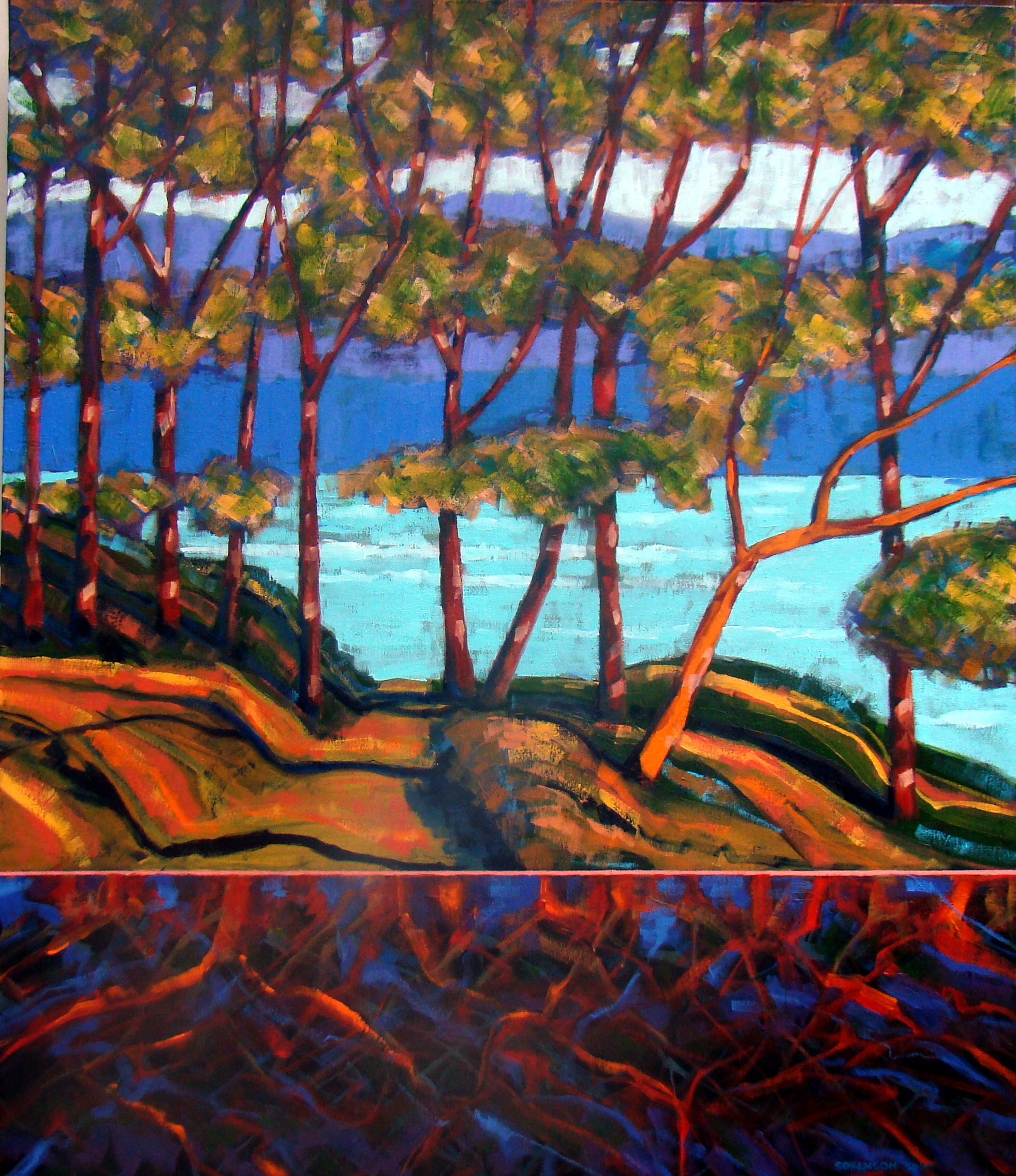Another Path 42x36