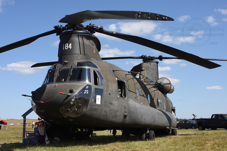 Rotary Road CH-147D Chinook