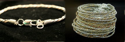 wholesale guitar string bracelet