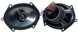kicker ks680 6''x8'' speakers
